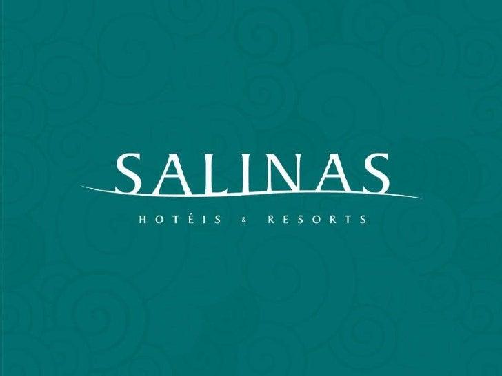 Apresentação Institucional Salinas Resorts