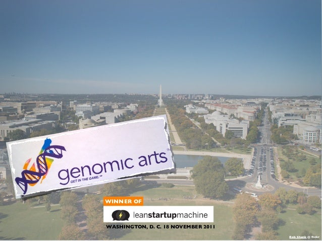 Lean Startup Machine (Washington, DC): Salivation army