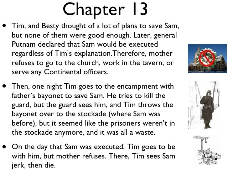 "an analysis of my brother sam is dead Below are summaries and analysis of several chapters in the novel my brother sam is dead chapter 12: ""i'm going to save my brother."