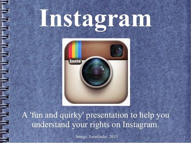 Instagram Policy Primer Net 303 Sally Jones