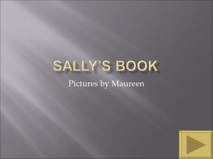 Sally's book