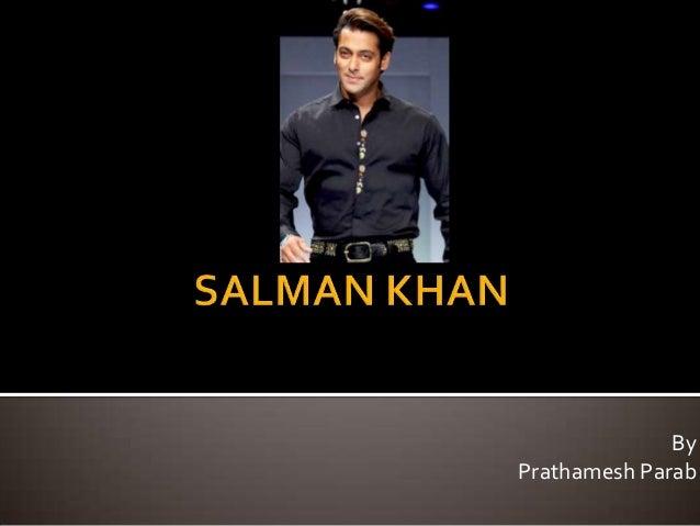 Salman Khan- PR