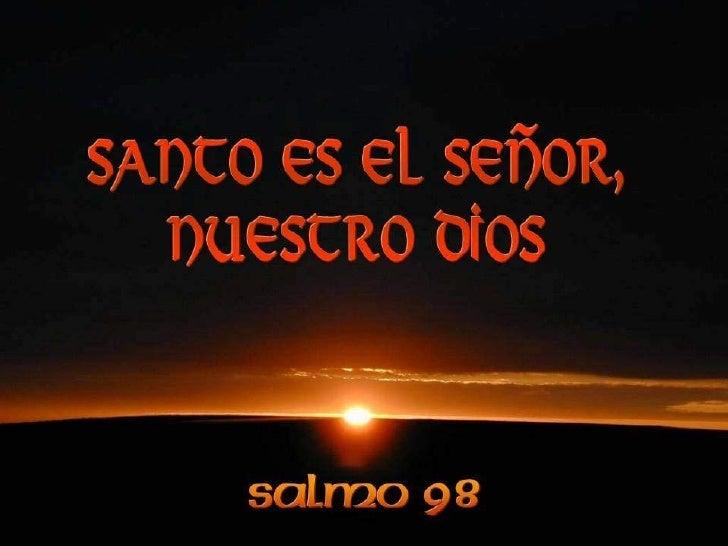 Salmo 098