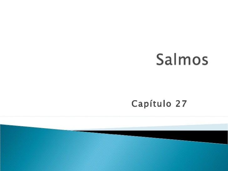 Capítulo 27