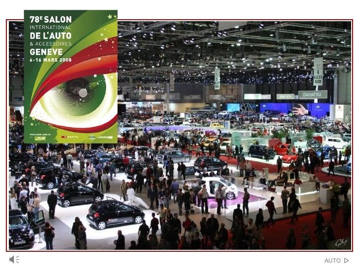 Salon Auto GenèVe 2008
