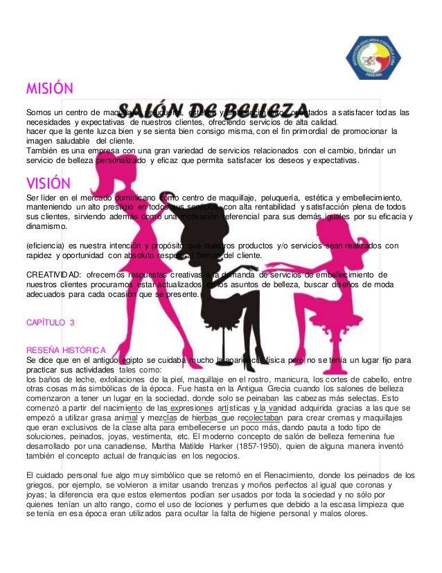Salon de beleza l for Abrir un salon de belleza