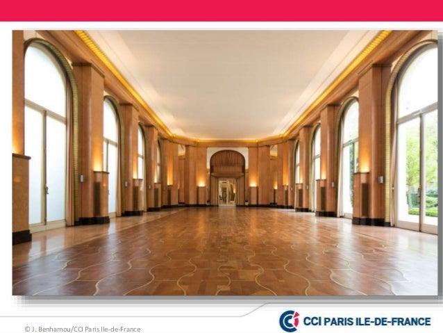 Les salons de l 39 h tel potocki si ge de la cci paris ile - Chambre de commerce et d industrie ile de france ...