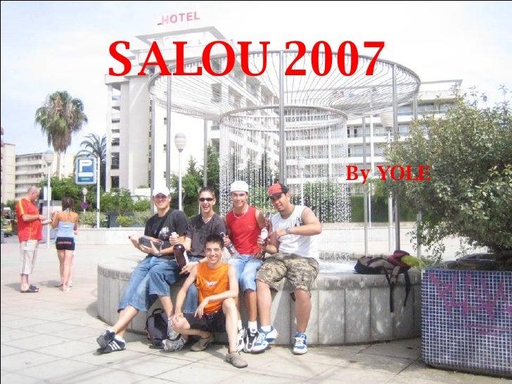 Salou 2007
