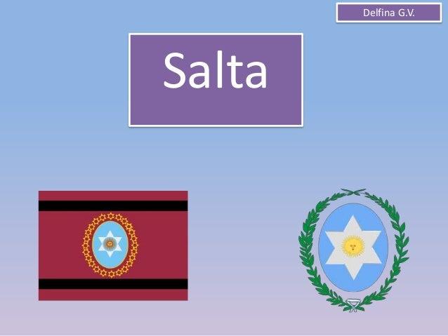 Delfina G.V.Salta