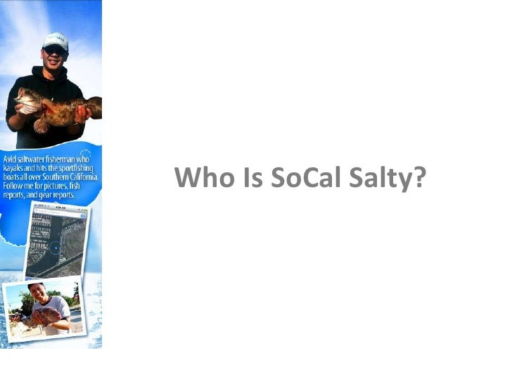 Who Is SoCal Salty?
