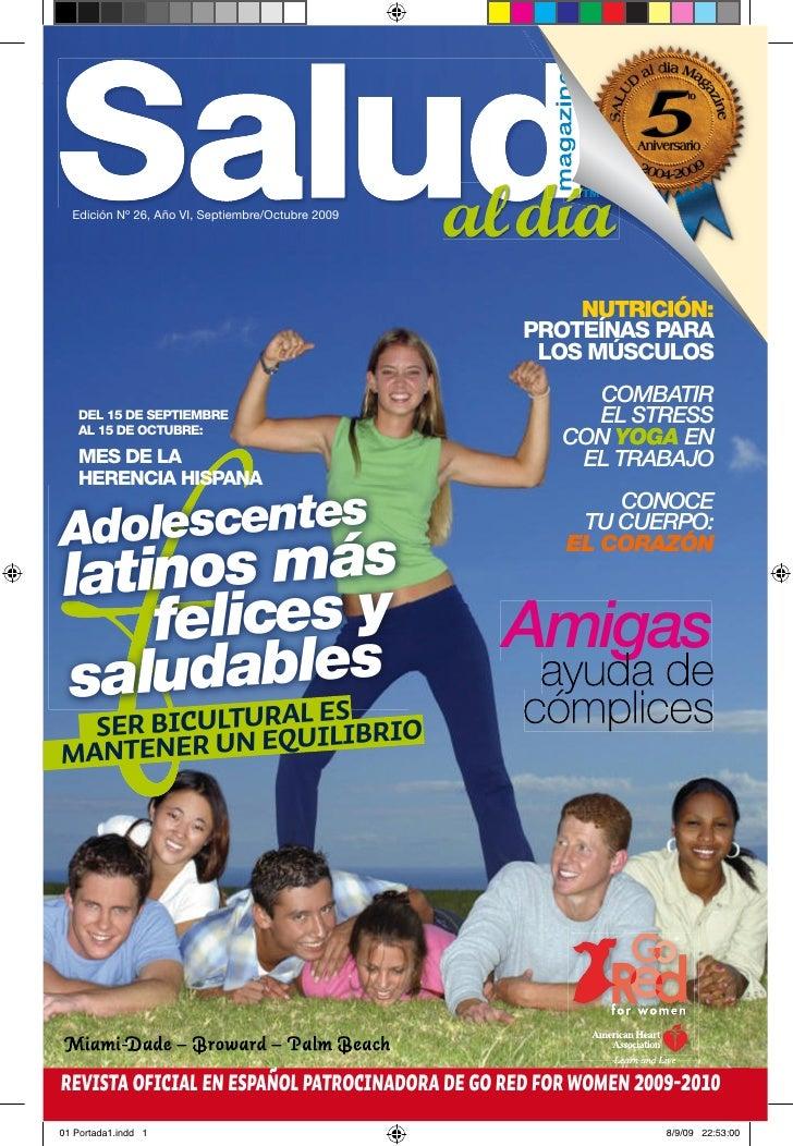 TM  Edición Nº 26, Año VI, Septiembre/Octubre 2009                                                           NUTRICIÓN:   ...