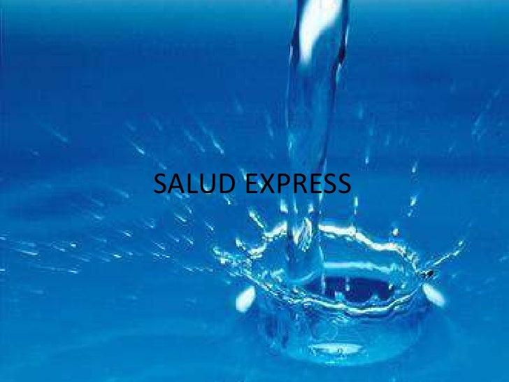 SALUD EXPRESS<br />