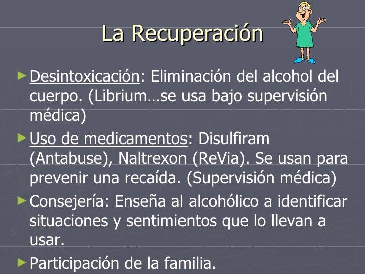 Las medidas con la población a la profiláctica del alcoholismo
