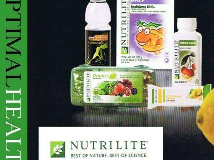 NUTRILITE® La marca.                         Lo mejor de la naturaleza, lo mejor de la cienciaEl poder de las plantas. Los...
