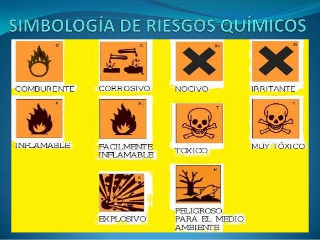 Riesgo Quimico  Image Mag