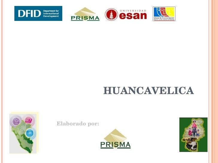 Salud en Huancavelica - Asociación Benéfica Prisma