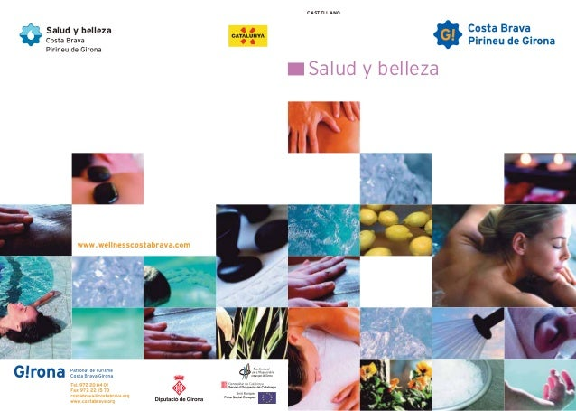 Salud y belleza costa brava pirineu de girona   turismo 2012