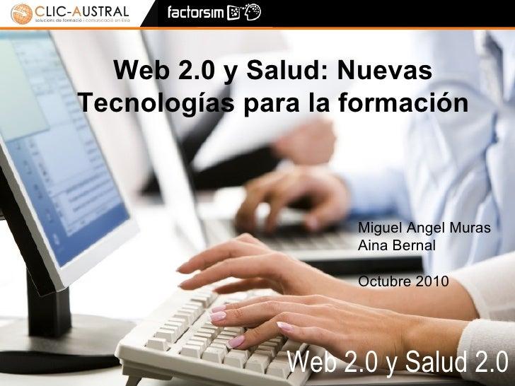 Salud y web 2.0