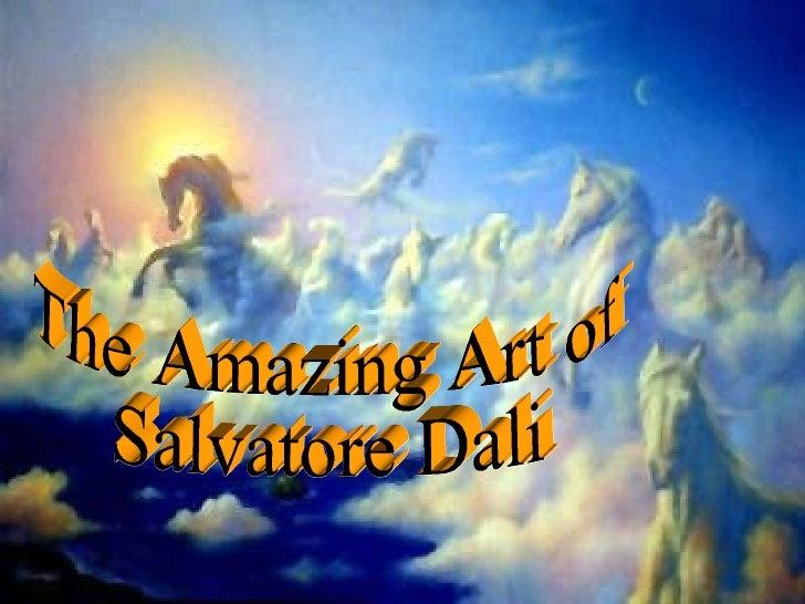Bodyart The Amazing Art of Salvatore Dali