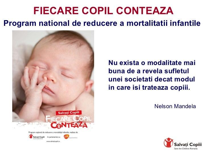 Salvati Copiii Romania - Fiecare copil conteaza