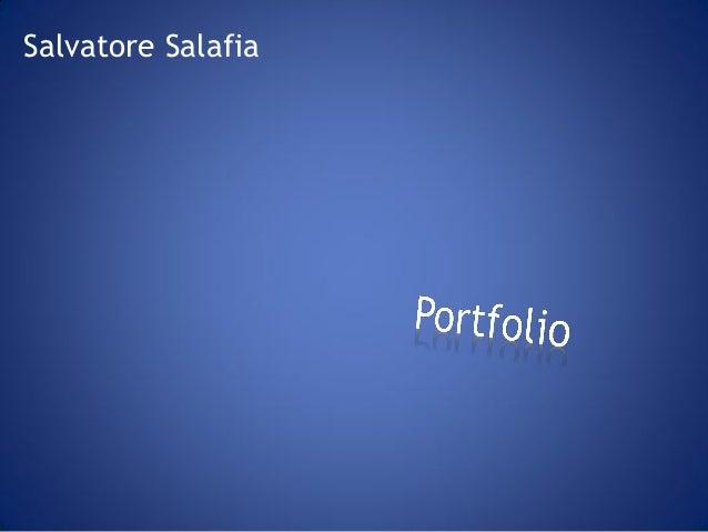 Salvatore Salafia