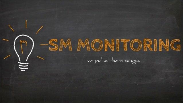 20 Termini Per Conoscere Il Social Media Monitoring