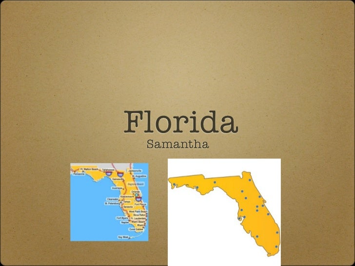Florida by Samantha