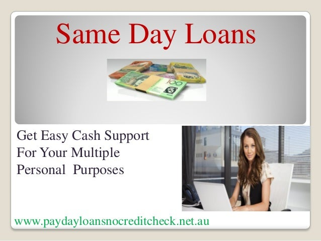 how to get a loan in one day