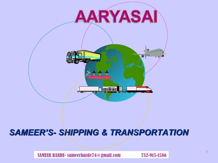 Sameers LE Shipping & Transportation