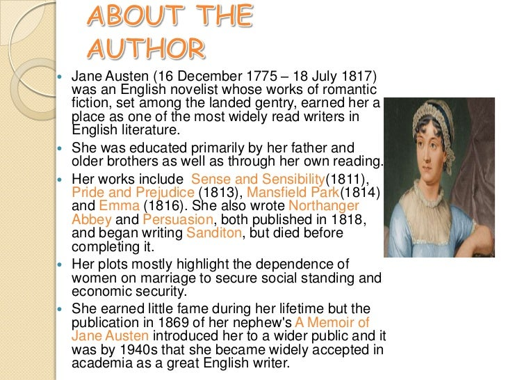 jane austen and pride and prejudice english literature essay The plots of jane austin s novels pride and prejudice and persuasion revolve around wealth, status and class distinction in both novels the social values and pride stand in the way of love between the hero and the heroine the romantic relationships between darcy and elizabeth in pride and.