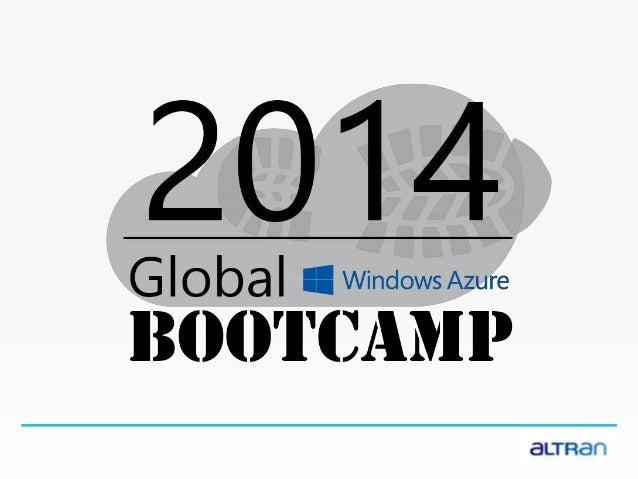 Global Windows Azure Bootcamp : Samir Arezki Multi-Tenancy. (sponsor Annuel du MUG-Lyon: Viseo)
