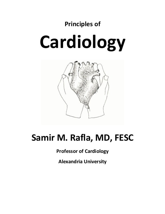 Samir rafla principles of cardiology  title and contents