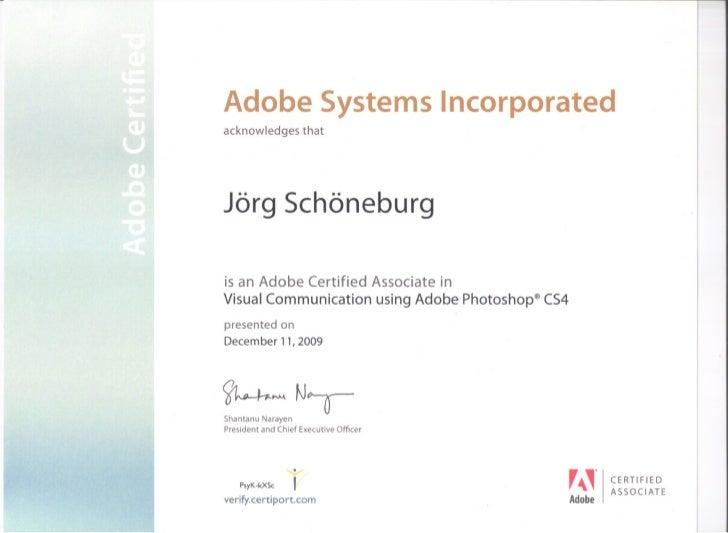 Meine Zertifikate