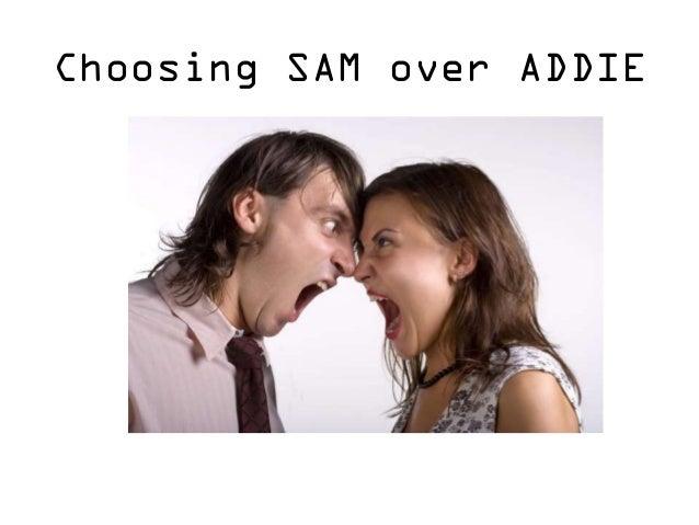 SAM over ADDI