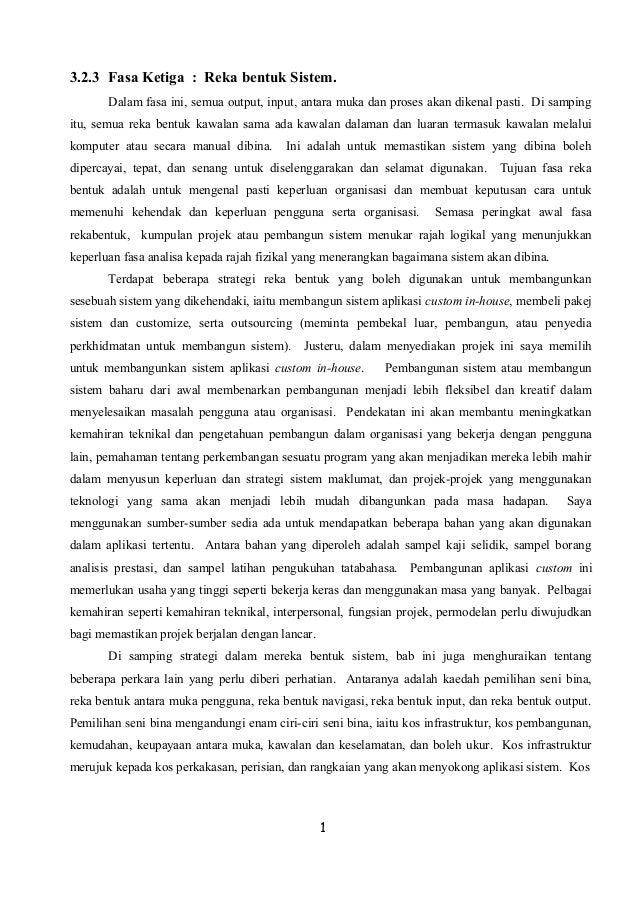 Sampel program pemantauan pencapaian akademik murid