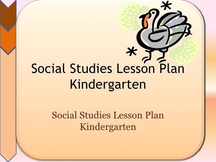 Sample Presentation: Social Studies
