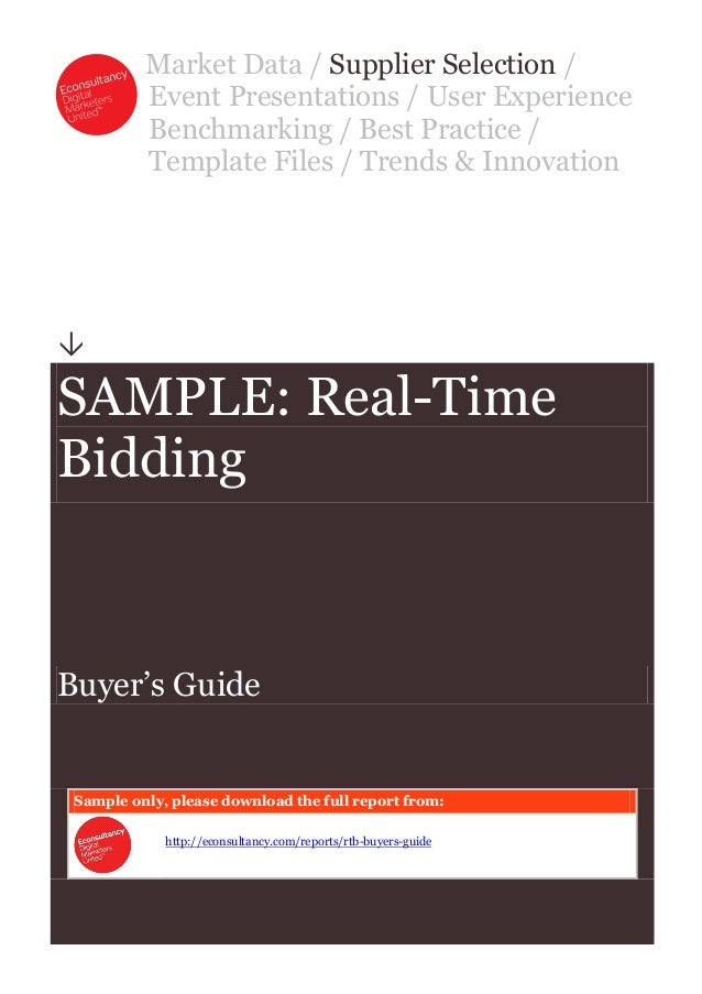 Sample econsultancy-real-time-bidding-buyers-guide-2012.pdf