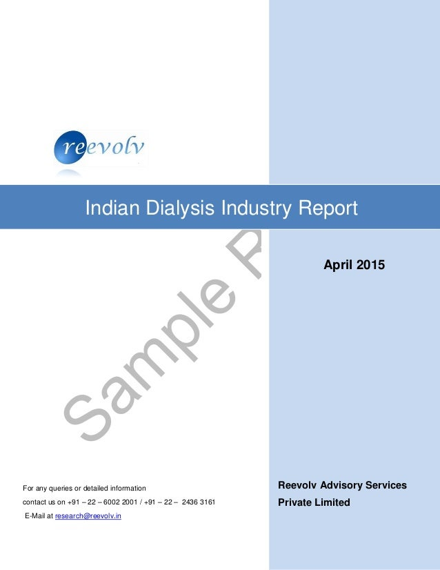"global renal dialysis market 2014 2018 Marketreportsonlinecom adds ""global dialysis market: industry analysis & outlook (2018-2022)"" report to its research store this research provides market analysis of."