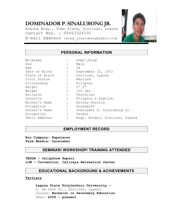 small business owner resume sample jobstreet malaysia business