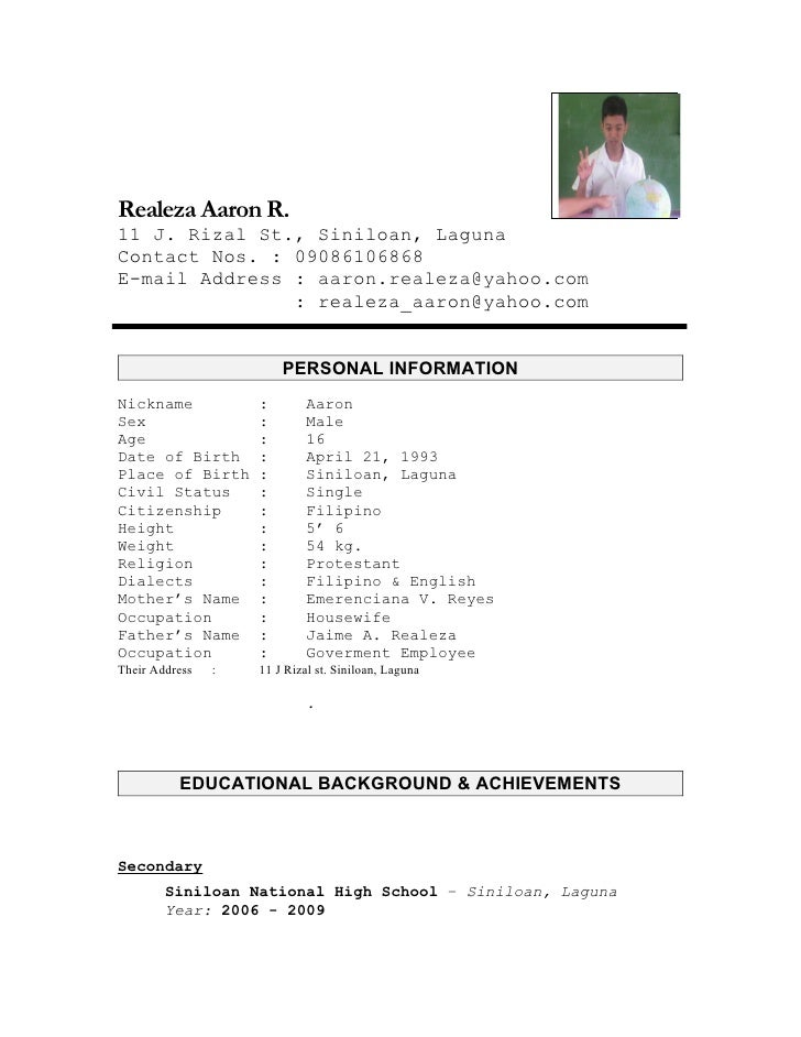 character reference in resume template