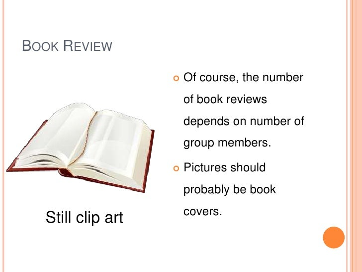 Buy book review examples