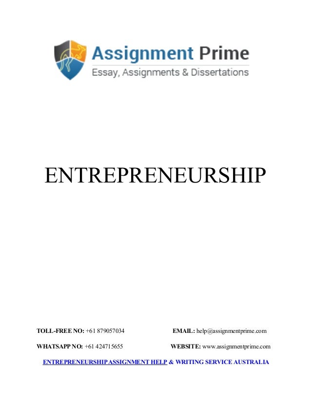 argumentative essay on entrepreneurship