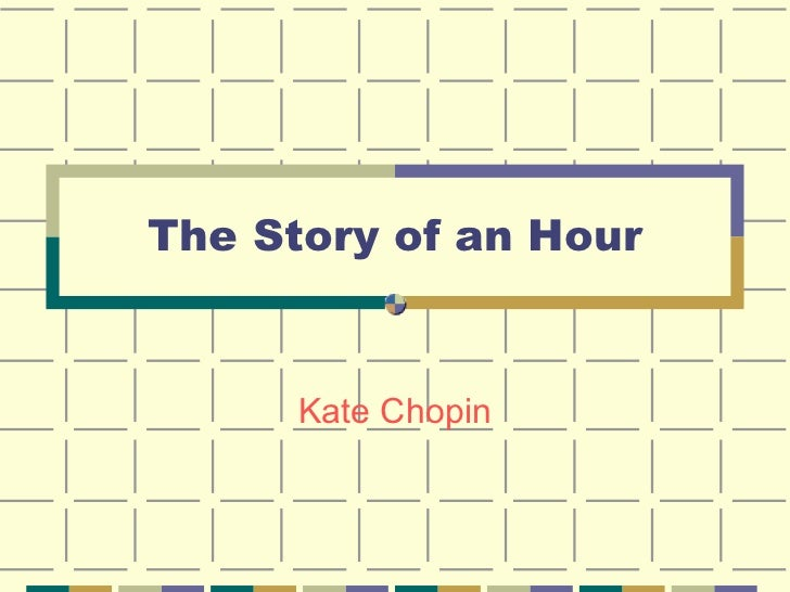 critical essays on the story of an hour Literary analysis: the story of an hour essays 645 words | 3 pages when first reading kate chopin's story of an hour, one may not typically be surprised at its.