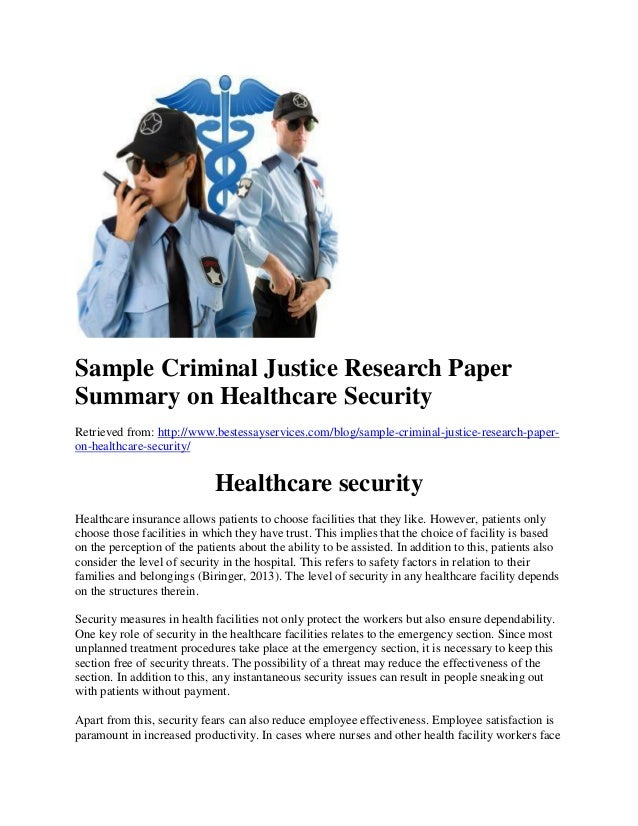 Engineering Security Requirement Research Paper Published By: Donald G ...