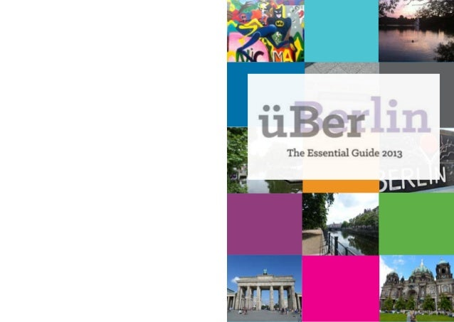 Curso/CTR Travel Writing: üBerlin - The essential guide 2013