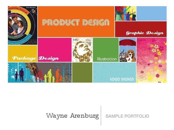 Wayne Arenburg <ul><li>SAMPLE PORTFOLIO </li></ul>