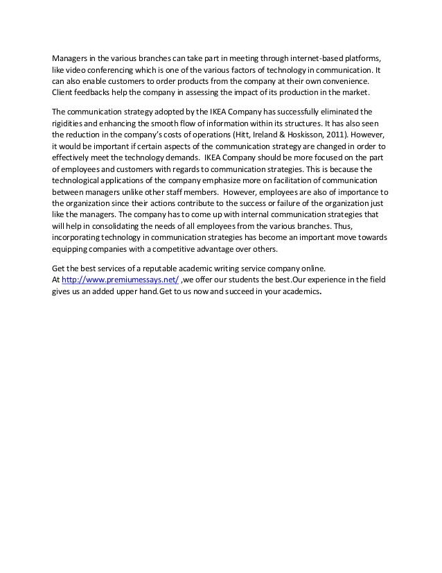 expository essay organization