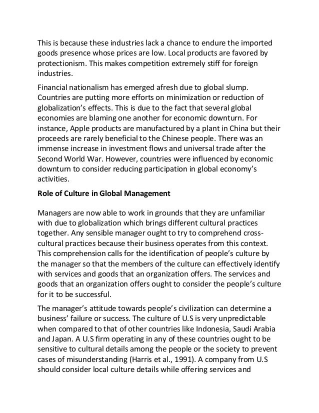 cross-cultural comparison between australia and brazil essay Cross-cultural differences are recognized as the biggest barrier to doing business in the world market (fan & zigang, 2004) esearch aimed at exploring cross-cultural differences in regards to international business investigated key differences in personality traits between business leaders in different countries.