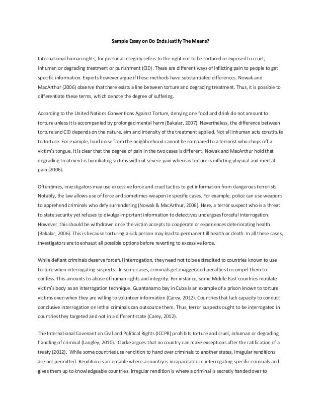 Academic cheating essay