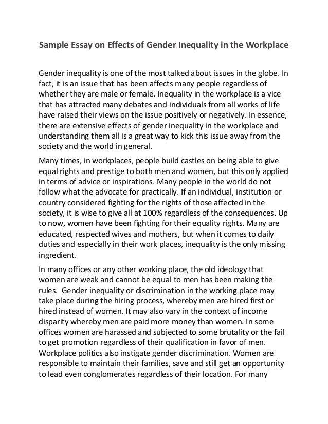 essay on inequality - Elita.mydearest.co